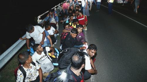 Australia, acuzată de tortură și abuzuri față de migranți