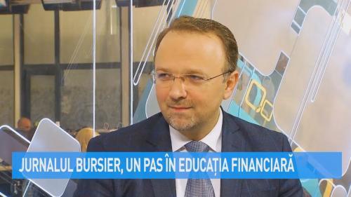 Jurnalul Bursier, un pas în educația financiară
