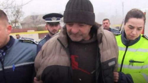 Constănţeanul care și-a tranșat prietenul a fost reţinut de anchetatori