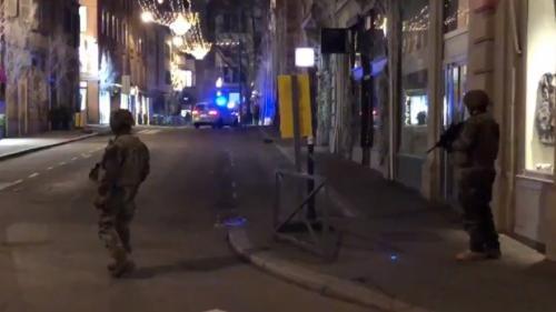 Atac armat la Strasbourg. 2 morți și 14 răniți