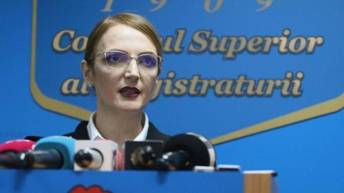 Judecătoarea Lia Savonea este noul preşedinte al CSM