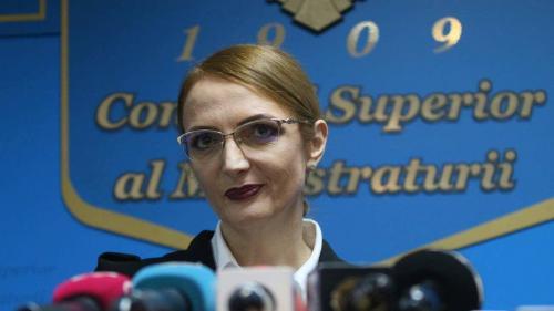 Noua şefă a CSM:  Independenţa justiţiei nu trebuie să mai servească drept faţadă în spatele căreia să se încalce justiţia