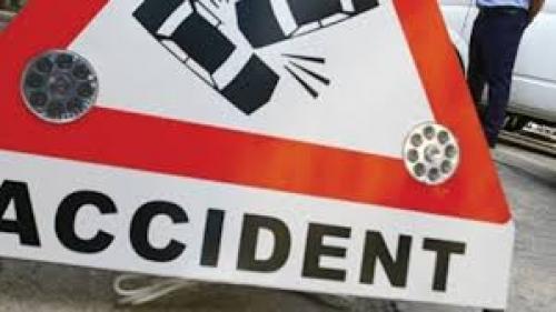 Accident GRAV pe DN 1, lângă Ciolpani. Au fost implicate 4 autoturisme şi sunt 4 victime