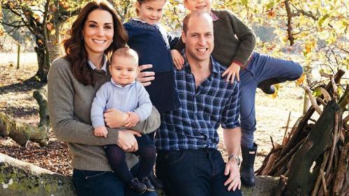 ADORABIL Prințul Louis, vedeta familiei regale britanice. Vedeți cea mai recentă fotografie a strănepotului reginei Elisabeta