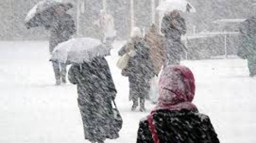 Avertizare ANM pentru acest weekend. Coduri galben şi portocaliu de ninsori abundente şi viscol în toată ţara