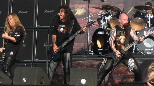 Slayer - ultimul concert al carierei la București