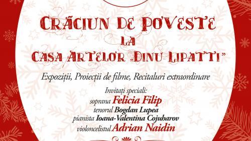 Un Crăciun de poveste la Casa artelor Dinu Lipatti