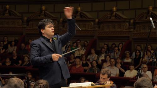 Primul concert al Orchestrei Naţionale Simfonice a României în Statele Unite ale Americii