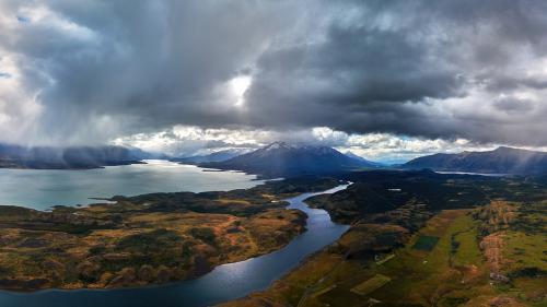 Apele din largul Patagoniei, laborator natural pentru studierea modificărilor climatice