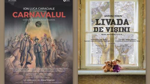 În cadrul Turneului Teatru Românesc-2019, Teatrul Național din Chișinău revine la TNB cu două premiere
