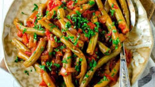 Reţeta zilei: Fasole verde în bacon afumat