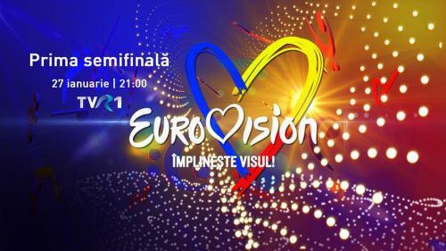 Eurovision România 2019: ordinea intrării pieselor în semifinala de la Iași