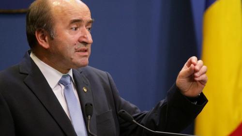 Tudorel Toader, în Parlamentul European: România nu se va abate de la respectarea principiilor statului de drept