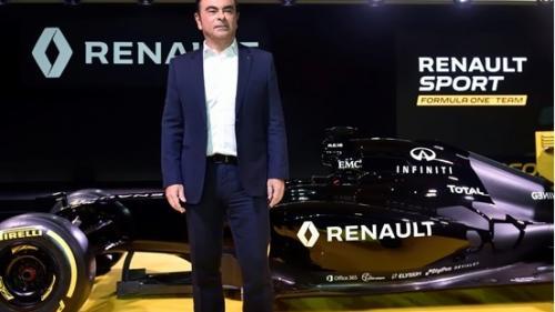 Carlos Ghosn și-a dat demisia de la conducerea Renault