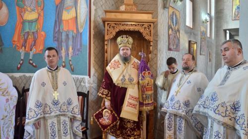 DNA Oradea l-a interceptat și pe episcop