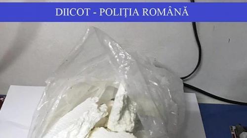Incredibil! Patru tineri din Constanţa au trimis cocaină prin curier