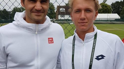 Juniorul Filip Jianu a ratat calificarea în finala probei de dublu, la Australian Open