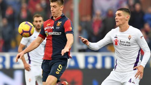 Polonezul Krzysztof Piatek, transferat de la Genoa la AC Milan