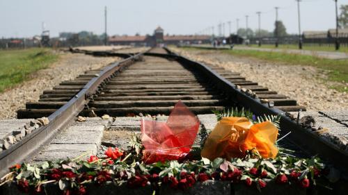 Victimele Holocaustului, comemorate prin artă