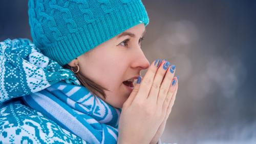 Cum să faci faţă frigului în timpul iernii
