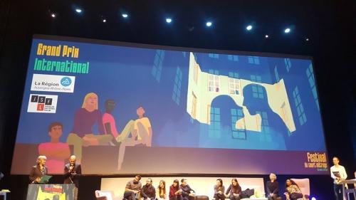 """Filmul românesc """"Cadoul de Crăciun"""" a obținut Marele Premiu la Festivalul de la Clermont-Ferrand"""