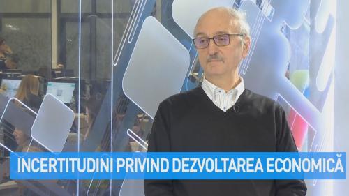 VIDEO Incertitudini privind dezvoltarea economică