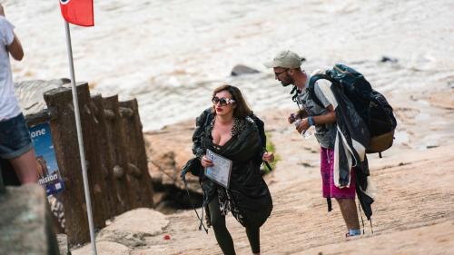 Ana Morodan și Teleșpan câştigã imunitatea în Asia Express