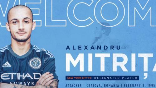 Alexandru Mitriţă are probleme şi nu s-a alăturat noii sale echipe în SUA