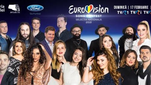 Eurovision România – AMR 2 zile până la marea finală