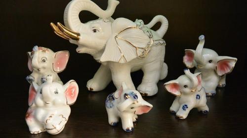 Figurinele-elefant aduc noroc şi bani. Obiecte care aduc bunăstarea