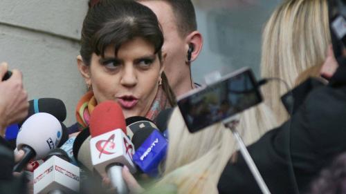 Procurorii care o anchetează pe Laura Kovesi, reclamaţi la Uniunea Europeană
