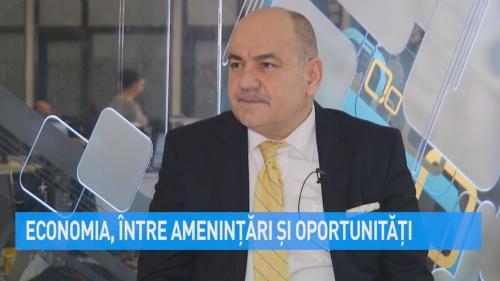 VIDEO Economia, între amenințări și oportunități