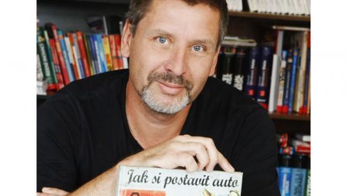 Martin Sodomka, de la inginer, la scriitor de cărţi pentru copii