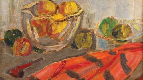 Comori de artă ale unor colecţionari importanţi, la licitaţie. Selecţie din Colecţia de artă Lucrezia şi Ion Pacea