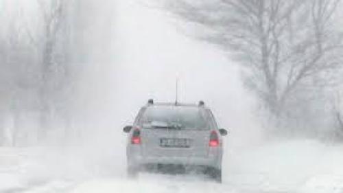 Atenționare de călătorie: Bulgaria - cod galben de vânt și ninsoare