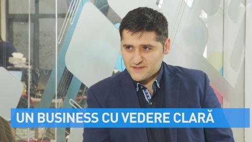 VIDEO: Un business cu vedere clară