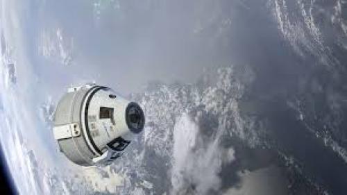 Capsula Crew Dragon, fabricată de SpaceX, s-a conectat la Staţia Spaţială Internaţională