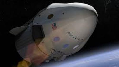 Capsula Crew Dragon, aparținând companiei SpaceX, și-a încheiat misiunea cu succes