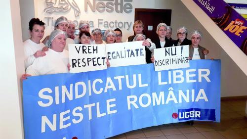 Lecția amară de la Nestle: aici suntem în România, nu în Europa. 50 de salarii compensatorii, în Germania, 13 – la noi