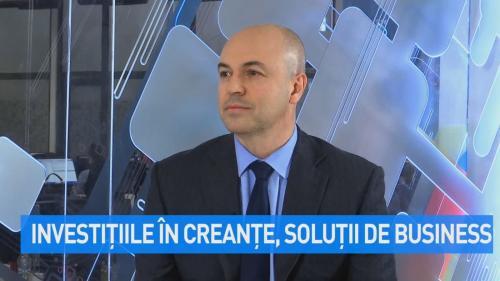 VIDEO. Investiţiile în creanţe, soluţii de business