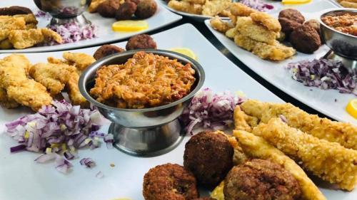 Circuite gastronomice în Delta Dunării şi Dobrogea de Nord