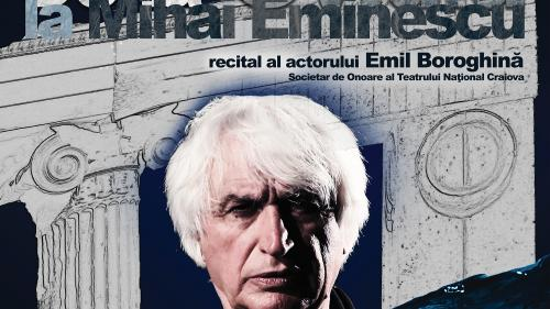 """""""De la Ovidiu, la Mihai Eminescu"""",  la Teatrul Nottara, de Ziua Internațională a Poeziei"""