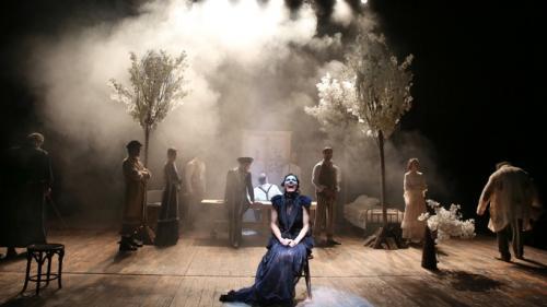 """""""Teatrul, un imens teritoriu ce cuprinde lumea toată"""""""