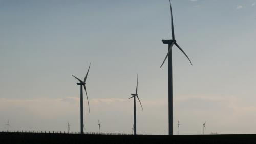 Energia eoliană asigură o treime din producția națională de electricitate