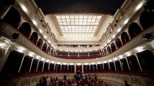 De Ziua Mondială a Teatrului