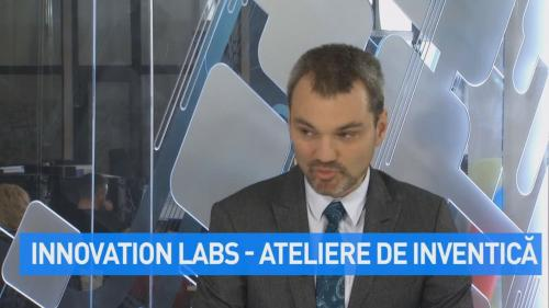 VIDEO Innovation Labs - ateliere de inventică