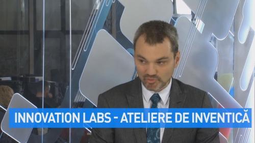 VIDEO Innovation Labs - ateliere de inventică