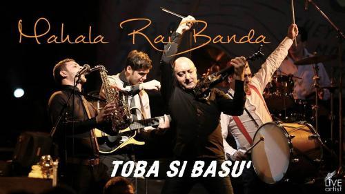 Mahala Rai Banda, concert la Circul Metropolitan