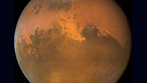 NASA anunță: Vom fi pe Marte în 2033