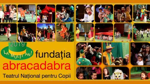Teatrul Naţional pentru Copii – ABRACADABRA împlineşte 18 ani!